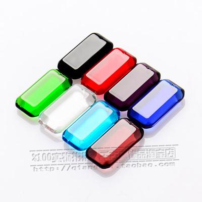 厂家直销批发 水晶万博manbetx苹果APP系列*立体长方 爆款 万博max手机登录