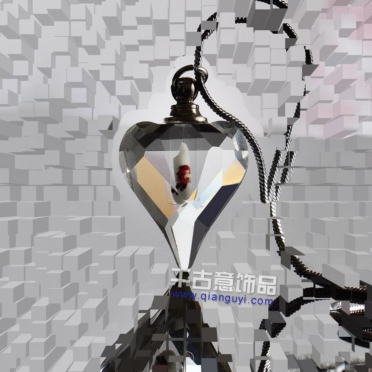 韩版欧美时尚项链饰品 奢华米雕万博max手机登录项链 邂逅的爱礼物 米上万博manbetx苹果APP