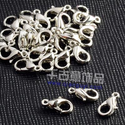 高质量手链扣 龙虾扣 金属连接扣 DIY饰品配件 饰品扣