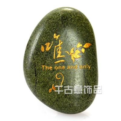 批发园艺小石头 特级抛光小鹅卵石雨花石 工艺品旅游景区定做产品