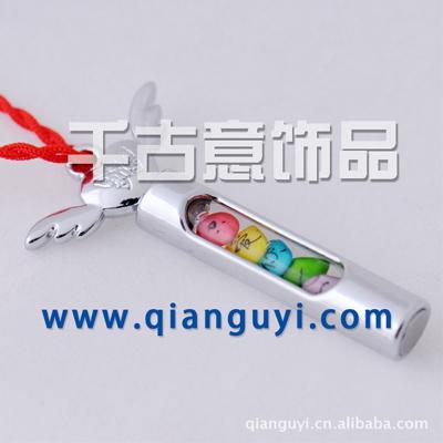 【千古意流行饰品】 韩版仿银飞心 厂家直销 米上万博manbetx苹果APP